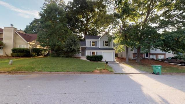 1665 Laurel Creek Circle, Lithonia, GA 30058 (MLS #6578455) :: North Atlanta Home Team