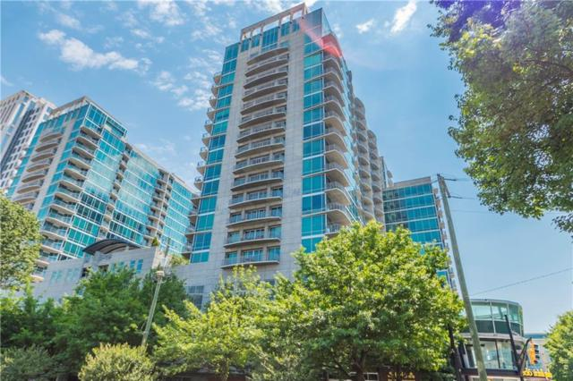 943 Peachtree Street NE #1310, Atlanta, GA 30309 (MLS #6578892) :: The Zac Team @ RE/MAX Metro Atlanta