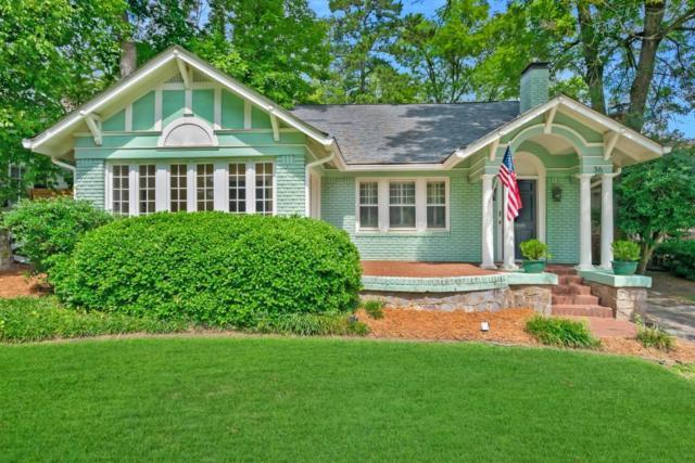 36 Polo Drive NE, Atlanta, GA 30309 (MLS #6578909) :: Dillard and Company Realty Group