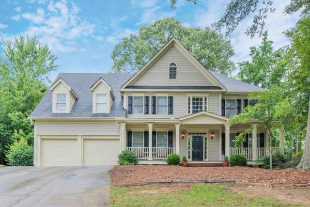 2026 Cockrell Pointe NW, Kennesaw, GA 30152 (MLS #6578929) :: MyKB Partners, A Real Estate Knowledge Base