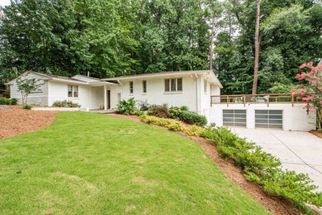 4091 Peachtree Dunwoody Road NE, Atlanta, GA 30342 (MLS #6578996) :: Rock River Realty