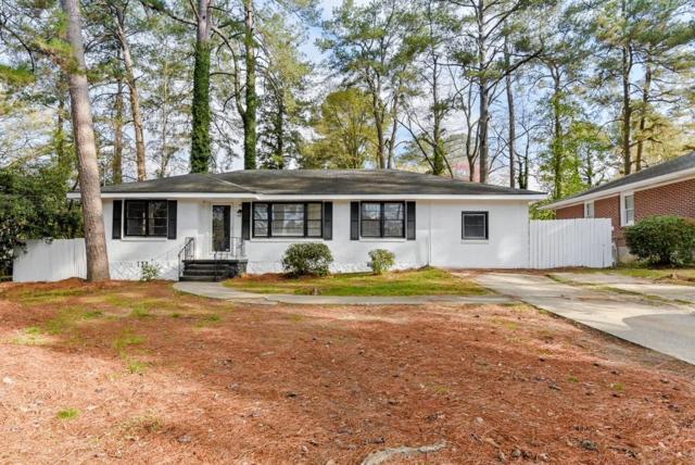 3302 Mcafee Road, Decatur, GA 30032 (MLS #6579699) :: Rock River Realty