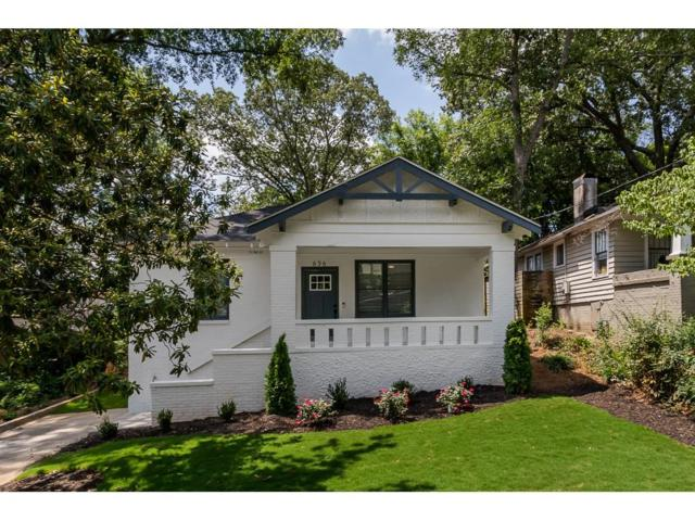 636 Brookline Street SW, Atlanta, GA 30310 (MLS #6579749) :: Rock River Realty