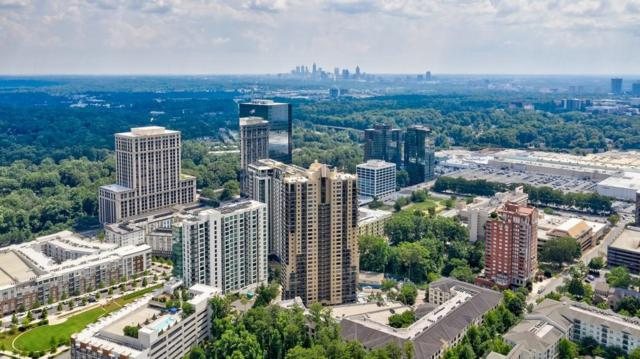 3481 Lakeside Drive NE #2405, Atlanta, GA 30326 (MLS #6579755) :: The Zac Team @ RE/MAX Metro Atlanta