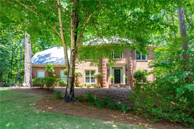 5760 Wilbanks Drive, Peachtree Corners, GA 30092 (MLS #6579804) :: RE/MAX Prestige