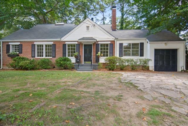 2326 N Decatur Road, Decatur, GA 30033 (MLS #6579814) :: KELLY+CO