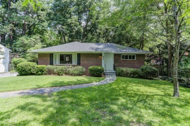 400 Lindbergh Drive NE, Atlanta, GA 30305 (MLS #6579838) :: KELLY+CO