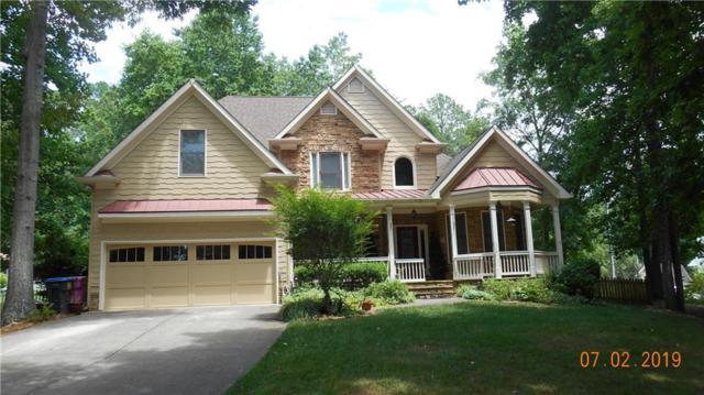 182 Little Victoria Road, Woodstock, GA 30189 (MLS #6580155) :: The Heyl Group at Keller Williams