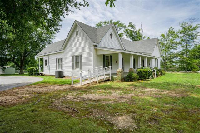 1412 E Church Street, Monroe, GA 30655 (MLS #6580173) :: The Heyl Group at Keller Williams