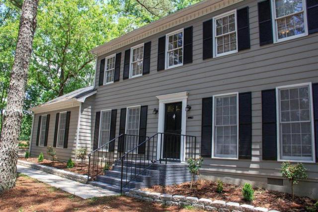 421 New Hope Road, Fayetteville, GA 30214 (MLS #6580203) :: Path & Post Real Estate