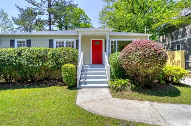 1720 Belle Isle Circle NE, Atlanta, GA 30329 (MLS #6580297) :: North Atlanta Home Team
