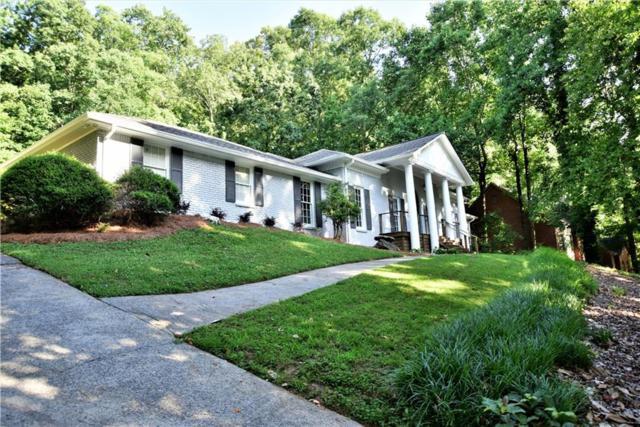 1060 Oakhaven Drive, Roswell, GA 30075 (MLS #6580579) :: Rock River Realty