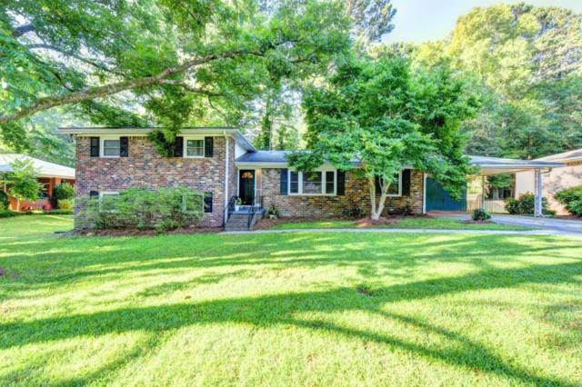 2769 Riderwood Drive, Decatur, GA 30033 (MLS #6580638) :: The Zac Team @ RE/MAX Metro Atlanta