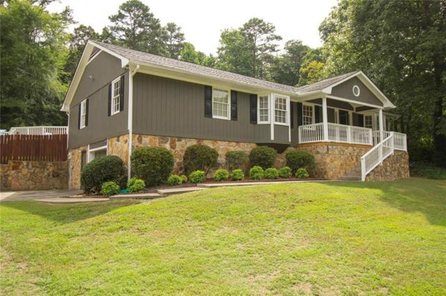 209 Ridgewood Road, Cedartown, GA 30125 (MLS #6580875) :: The Zac Team @ RE/MAX Metro Atlanta