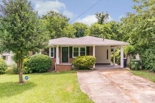 629 Ozburn Road NW, Atlanta, GA 30318 (MLS #6581025) :: North Atlanta Home Team
