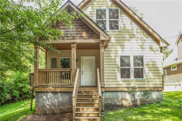 1070 4th Street NW, Atlanta, GA 30318 (MLS #6581136) :: Path & Post Real Estate