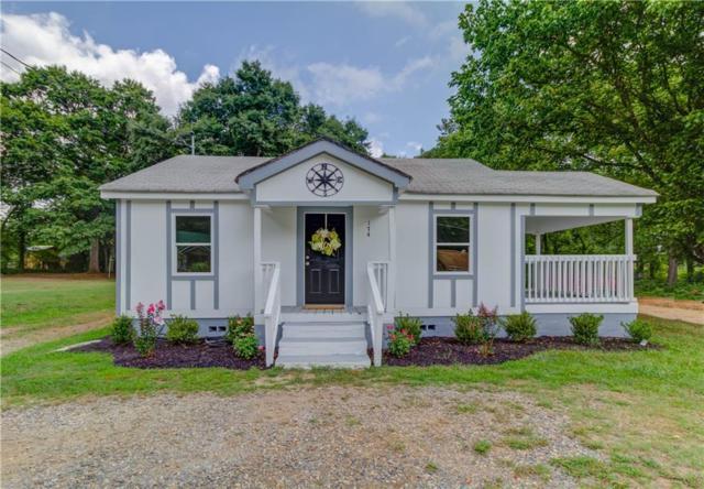 174 Shields Street, Winder, GA 30680 (MLS #6581230) :: Rock River Realty