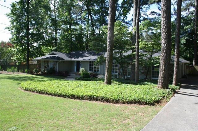 1029 Coronation Drive, Dunwoody, GA 30338 (MLS #6581375) :: Rock River Realty