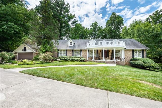 1644 Shamrock Trail SE, Smyrna, GA 30080 (MLS #6581514) :: North Atlanta Home Team