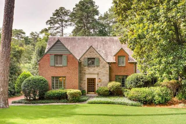 3377 Habersham Road, Atlanta, GA 30305 (MLS #6581550) :: North Atlanta Home Team