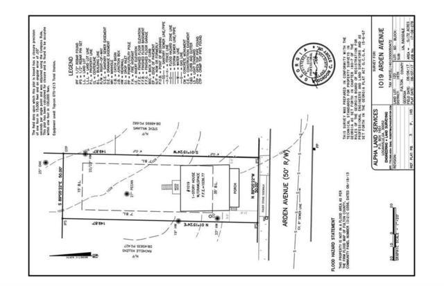 1019 Arden Avenue SW, Atlanta, GA 30310 (MLS #6581554) :: Rock River Realty