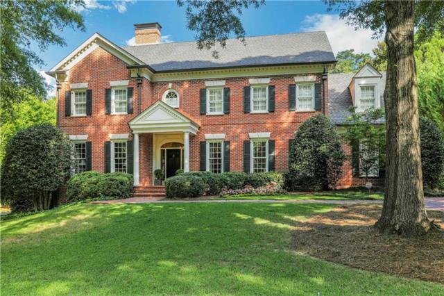 40 Chatsworth Place NW, Atlanta, GA 30327 (MLS #6581570) :: Dillard and Company Realty Group