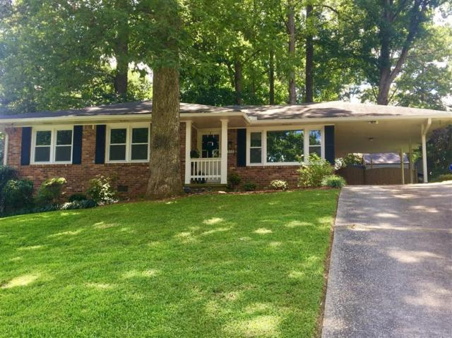 2202 Medfield Trail NE, Atlanta, GA 30345 (MLS #6581596) :: RE/MAX Paramount Properties