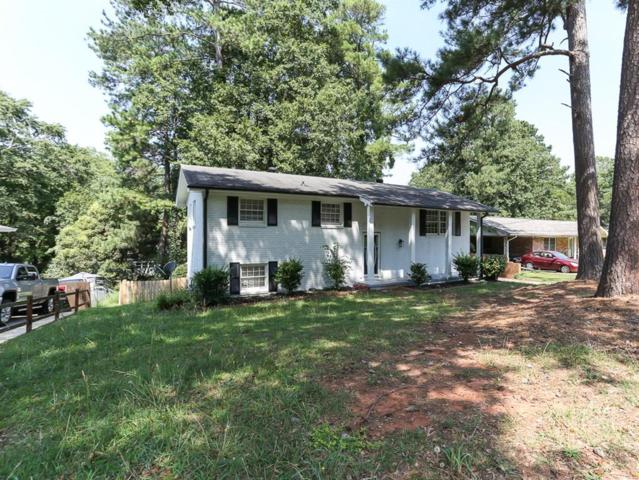1681 Atherton Circle, Decatur, GA 30035 (MLS #6581643) :: The Heyl Group at Keller Williams