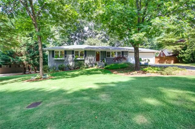 3776 W Lane Drive SE, Smyrna, GA 30080 (MLS #6581660) :: KELLY+CO