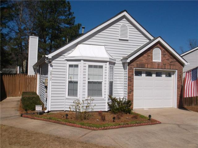 2812 Pine Valley Way NW, Kennesaw, GA 30152 (MLS #6581677) :: Kennesaw Life Real Estate