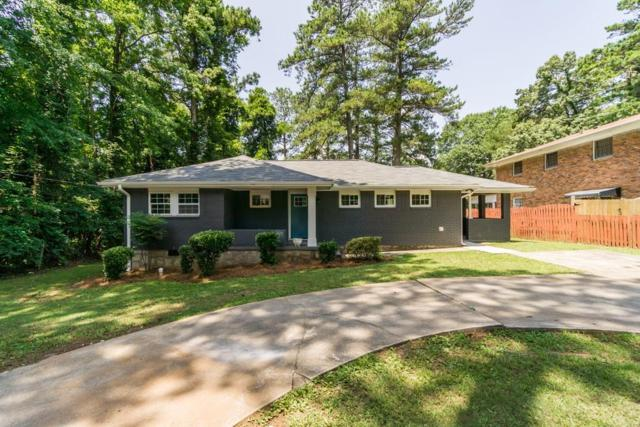 1767 Austin Drive, Decatur, GA 30032 (MLS #6581680) :: The Heyl Group at Keller Williams