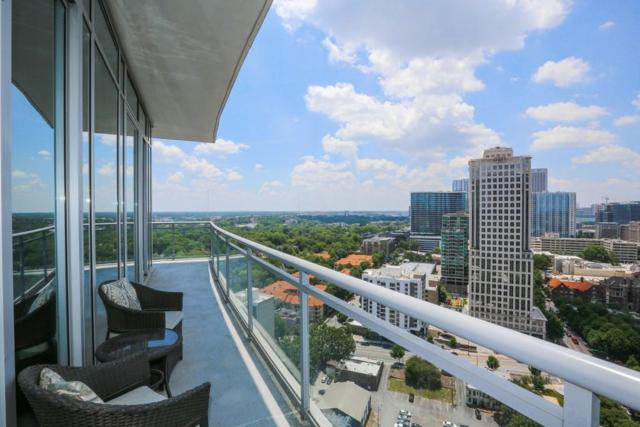 1065 Peachtree Street NE #2904, Atlanta, GA 30309 (MLS #6581718) :: The Zac Team @ RE/MAX Metro Atlanta