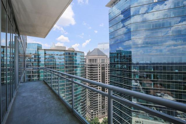 1065 Peachtree Street NE #3705, Atlanta, GA 30309 (MLS #6581747) :: The Zac Team @ RE/MAX Metro Atlanta