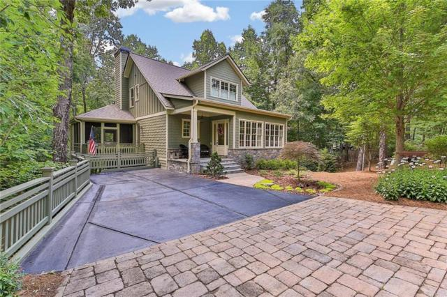 18 Choctaw Ridge, Big Canoe, GA 30143 (MLS #6581768) :: The Heyl Group at Keller Williams