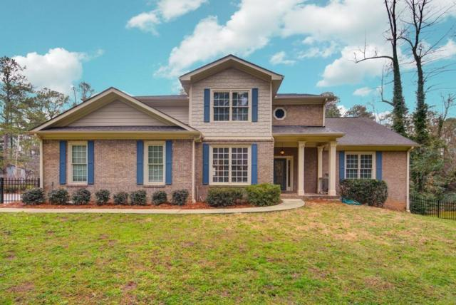 2425 Flair Knoll Drive NE, Atlanta, GA 30345 (MLS #6581777) :: Rock River Realty
