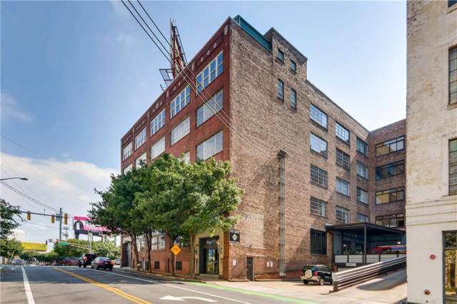 426 Marietta Street NW #412, Atlanta, GA 30313 (MLS #6581943) :: The Zac Team @ RE/MAX Metro Atlanta