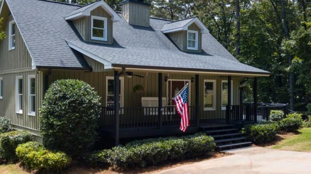 118 Hide Away Road, Dahlonega, GA 30533 (MLS #6582027) :: The Heyl Group at Keller Williams