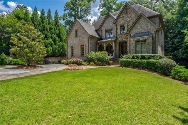 246 Lafayette Way, Atlanta, GA 30327 (MLS #6582225) :: Dillard and Company Realty Group