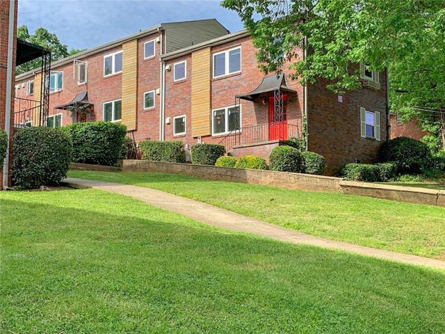 955 Greenwood Avenue NE, Atlanta, GA 30306 (MLS #6582251) :: North Atlanta Home Team