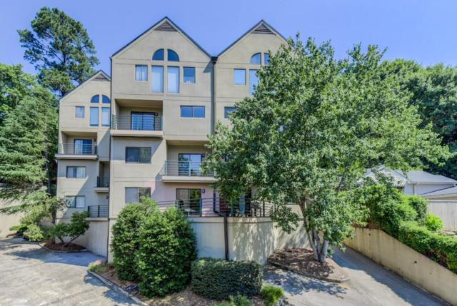 67 25th Street NW #13, Atlanta, GA 30309 (MLS #6582271) :: KELLY+CO