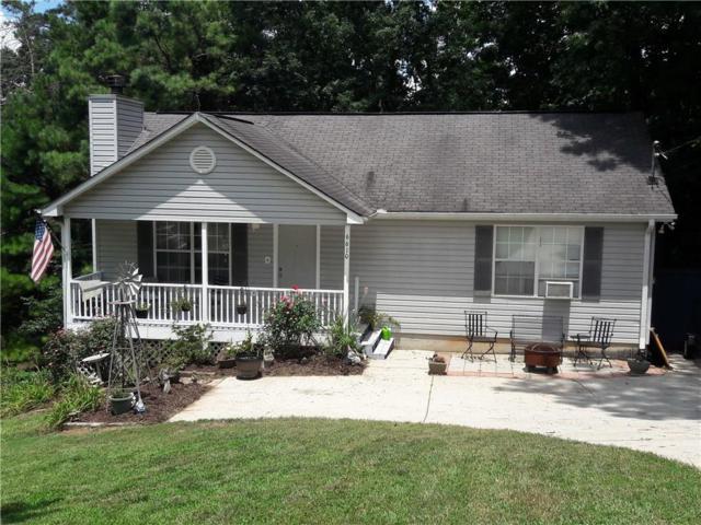 6610 Bonanza Trail, Gainesville, GA 30506 (MLS #6582375) :: North Atlanta Home Team