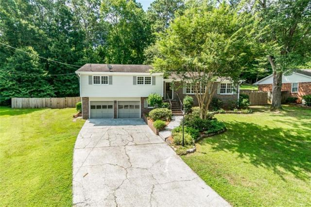 5092 Maggie Drive, Stone Mountain, GA 30087 (MLS #6582395) :: Rock River Realty
