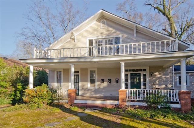 185 Forest Avenue NE, Marietta, GA 30060 (MLS #6582404) :: North Atlanta Home Team