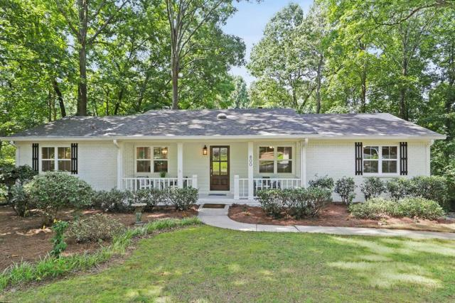 800 Reed Road SE, Smyrna, GA 30082 (MLS #6582526) :: North Atlanta Home Team