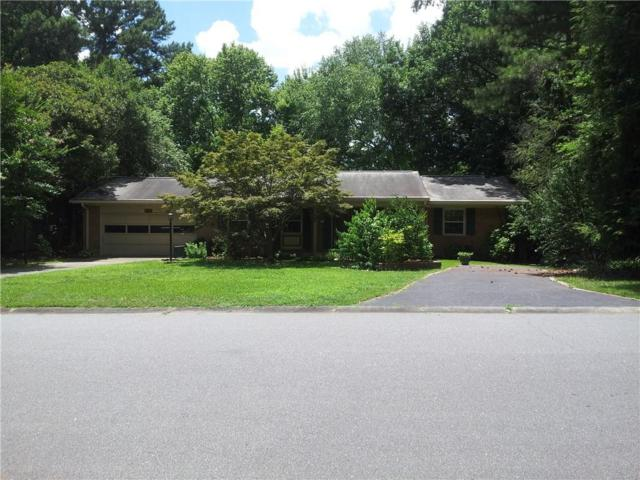 854 Forest Ridge Drive SE, Marietta, GA 30067 (MLS #6582628) :: North Atlanta Home Team
