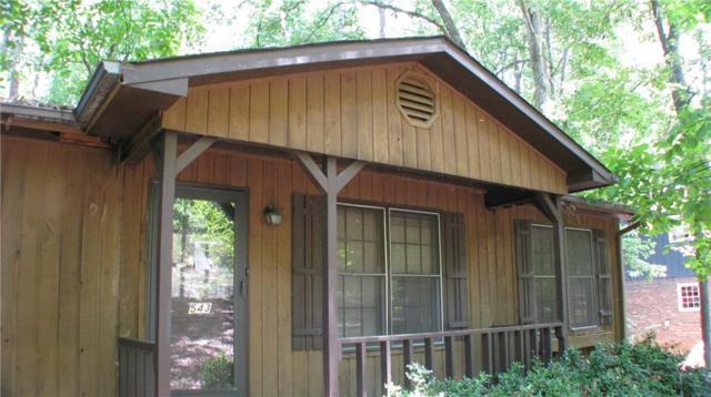 543 Hidden Hills Court, Marietta, GA 30066 (MLS #6582655) :: North Atlanta Home Team