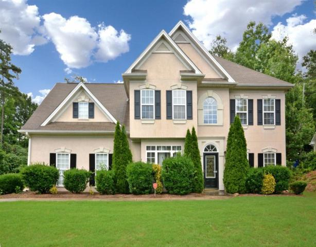 140 Briarsweet Way, Fayetteville, GA 30215 (MLS #6582735) :: MyKB Partners, A Real Estate Knowledge Base
