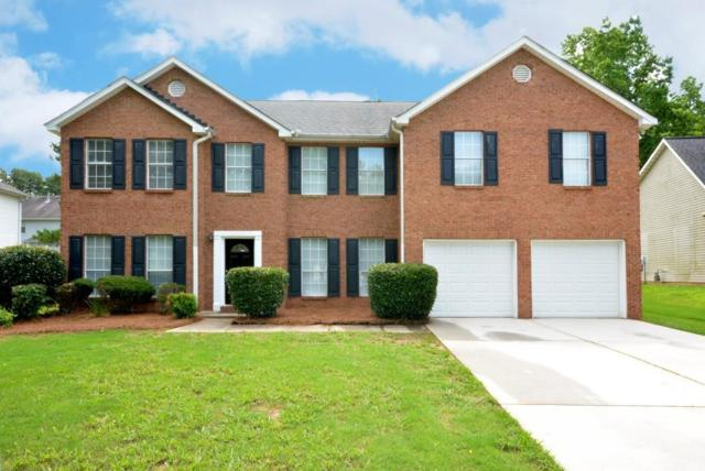12250 Molly Sue Lane, Fayetteville, GA 30215 (MLS #6582759) :: Iconic Living Real Estate Professionals