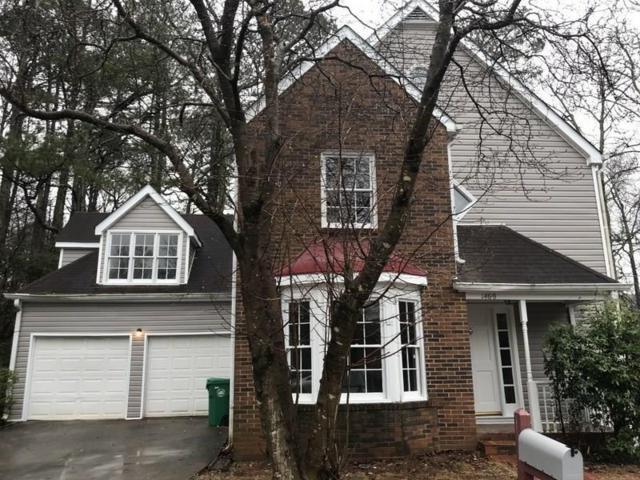 1469 Briers Drive, Stone Mountain, GA 30083 (MLS #6582772) :: The Zac Team @ RE/MAX Metro Atlanta