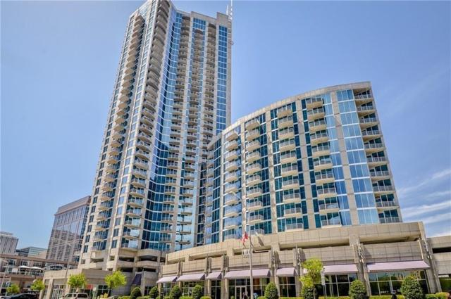 400 W Peachtree Street NW #3110, Atlanta, GA 30308 (MLS #6582920) :: The Zac Team @ RE/MAX Metro Atlanta